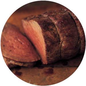 Shallot and Mustard Beef Tenderloin
