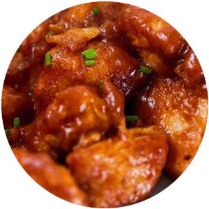 General Tso's Paleo Chicken